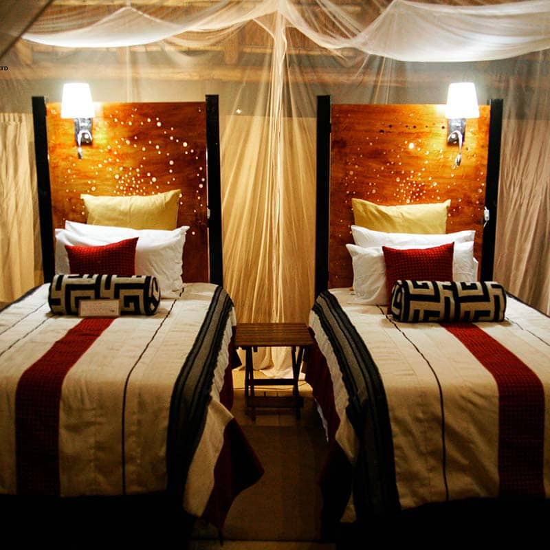 vundu-camp-mana-pools-bedroom-2