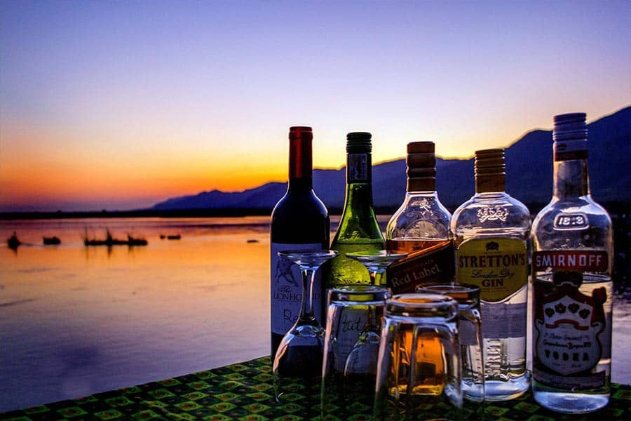 Bushlife Safaris Sundowners - Taste1