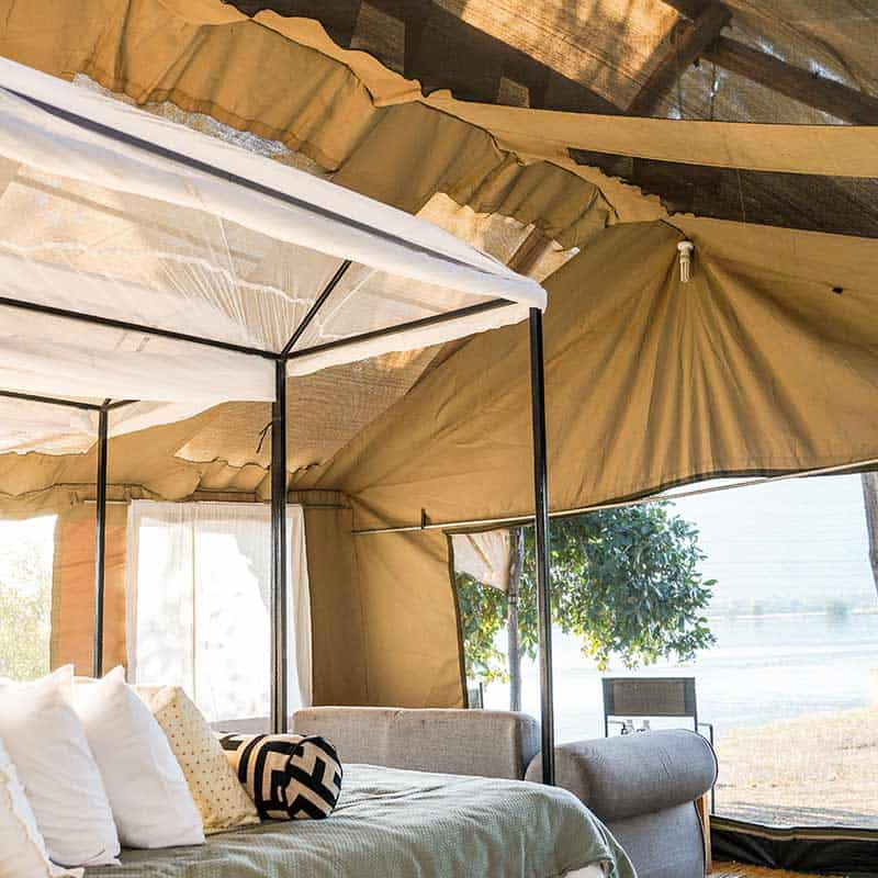 Little Vundu Camp Bushlife Safaris Room with a View