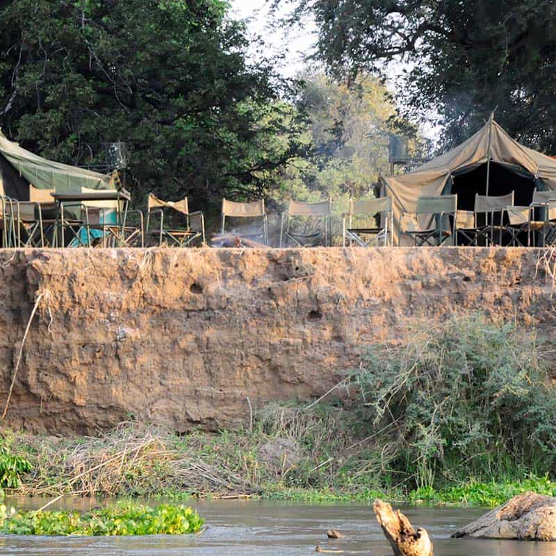Ruwesi Bushlife Safaris Tents