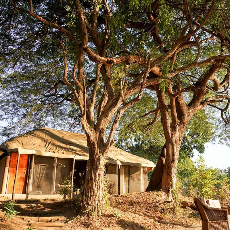 Vundu Camp Bushlife Safaris Chalets