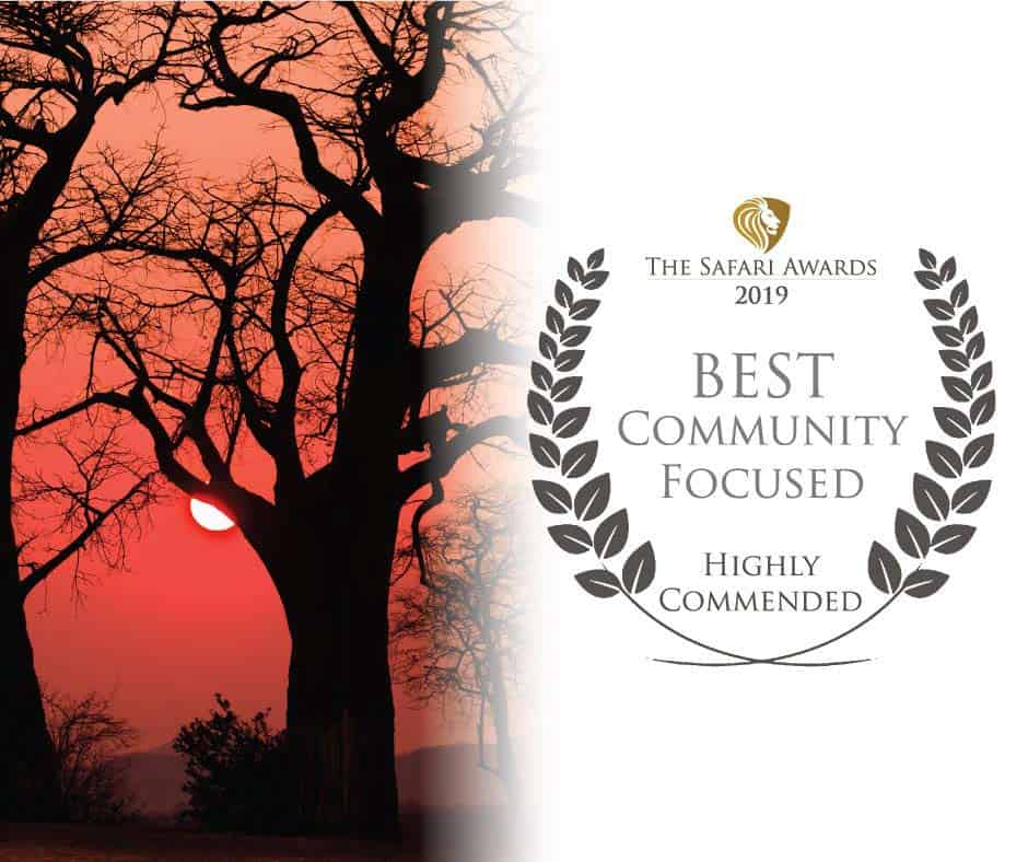 Bushlife Safaris 2019 Best Community Focused Highly Recommended