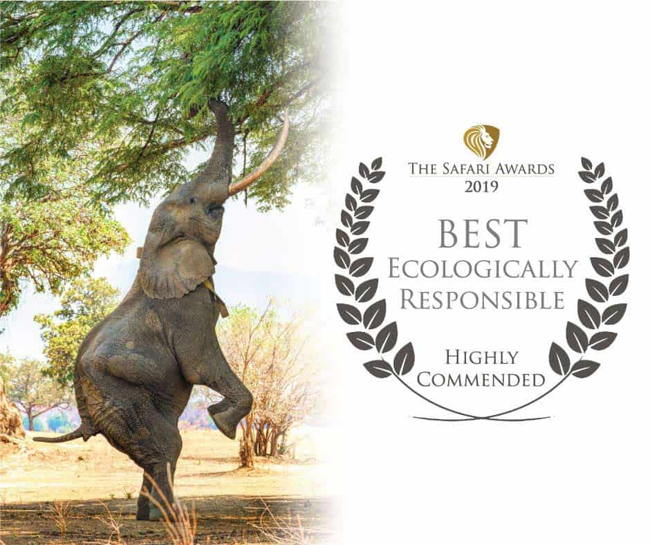 Bushlife Safaris 2019 Best Ecologically Responsible Highly Recommended