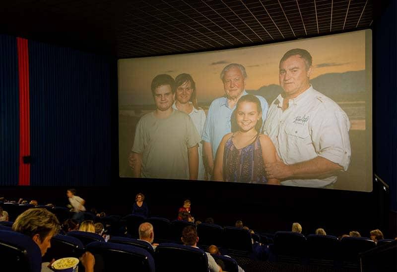 Sir David Attenborough Screening Dynasties