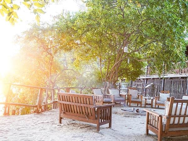Breakfast Fire Pit Bushlife Safaris