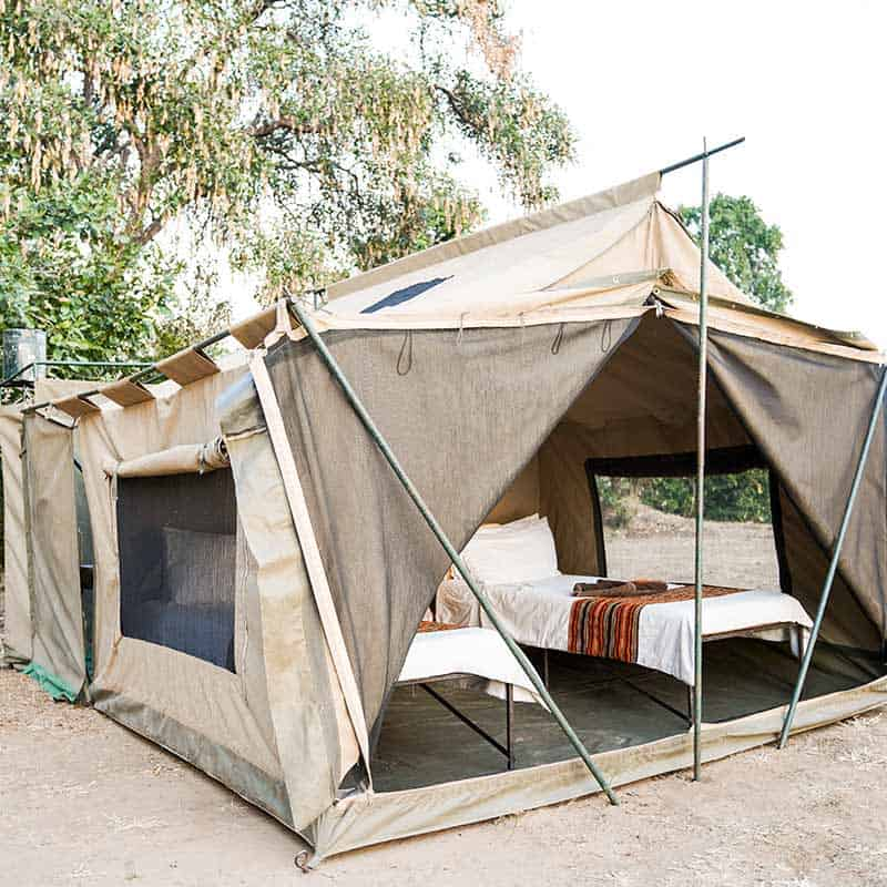 Chitake Mobile Camp Bushlife Safaris