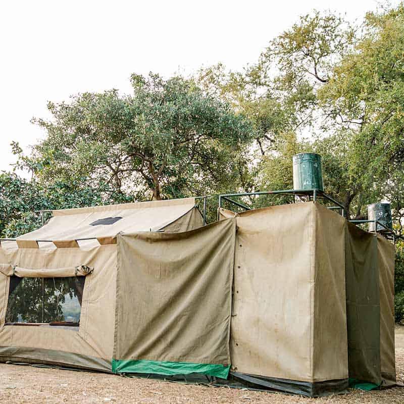 Chitake Mobile Camp Bushlife Safaris