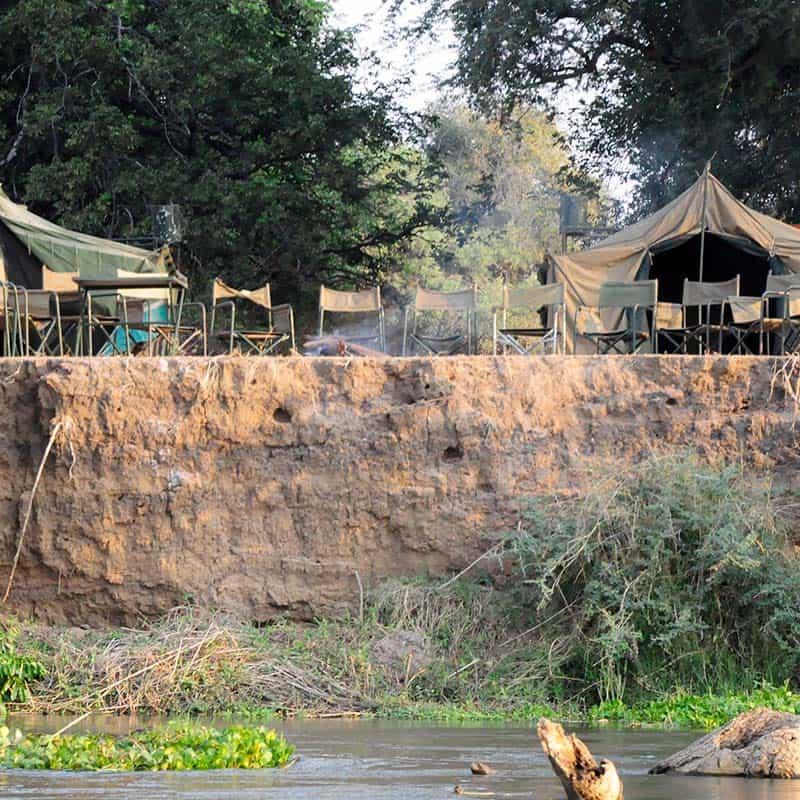 Ruwesi Bushlife Safaris Tents