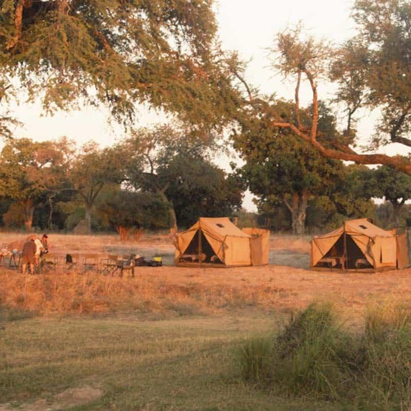 Ruwesi Canoe Trail Bushlife Safaris