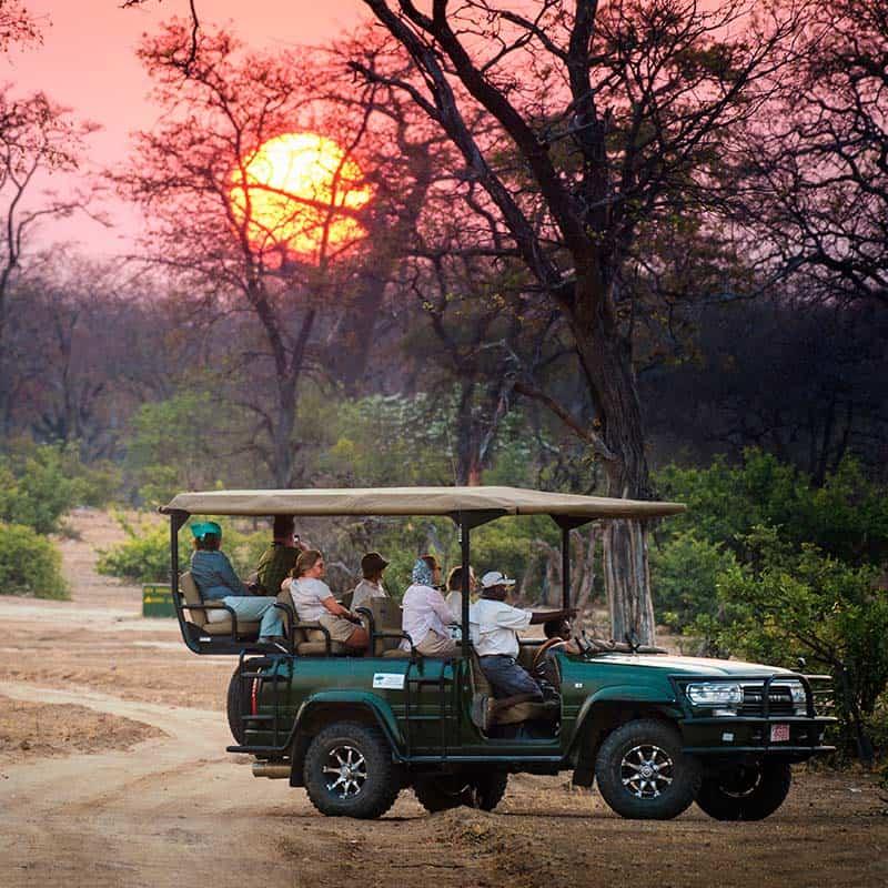 Vundu Camp Bushlife Safaris Game Drive