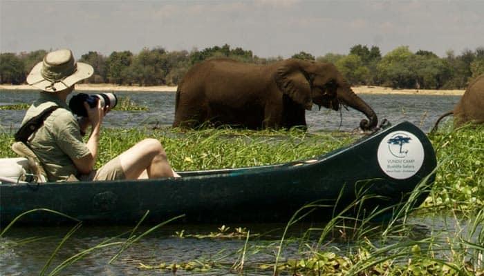 Ruwesi Canoe Trails