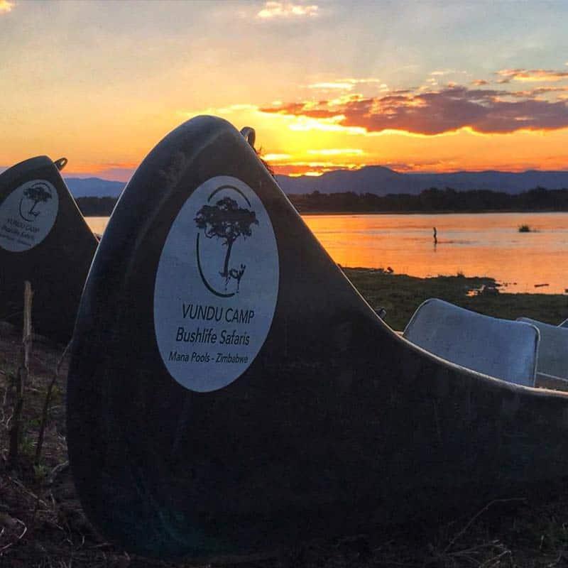 Bushlife Safaris Ruwesi Canoe Trails - Mitch Riley Photography