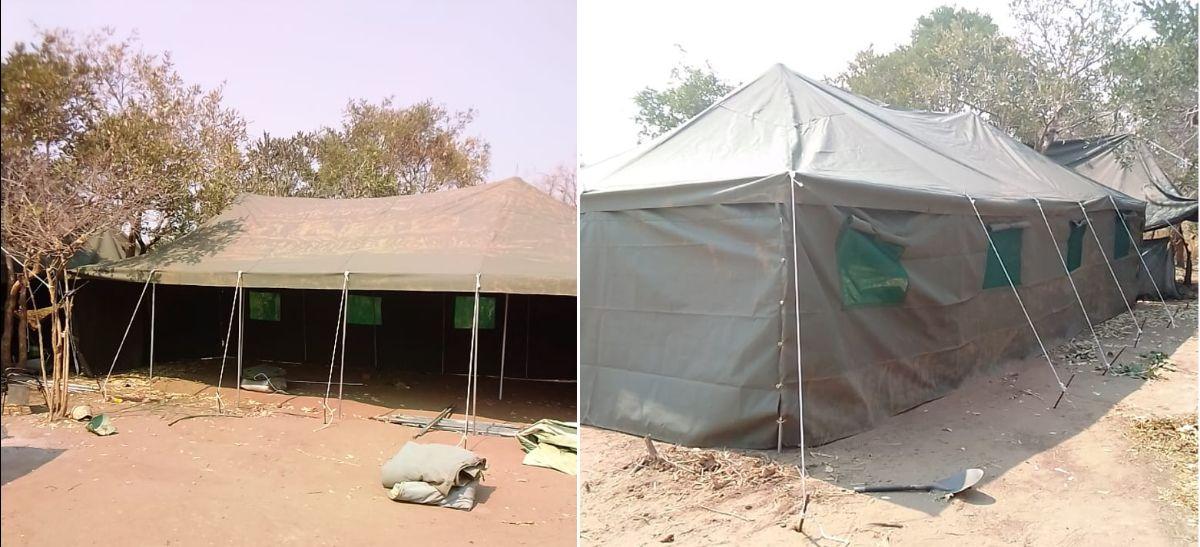 new tents